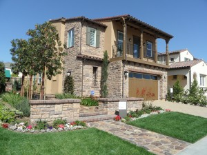 San Joaquin Hills homes